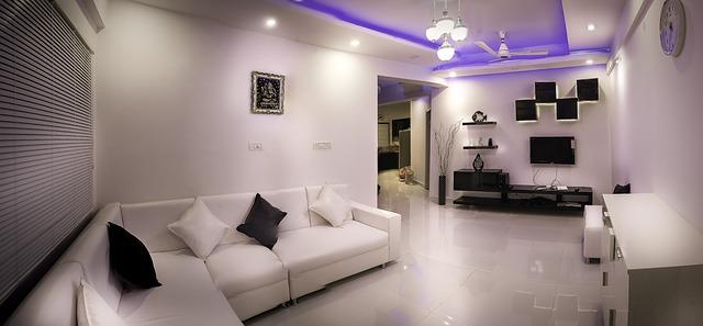 krásný pokoj