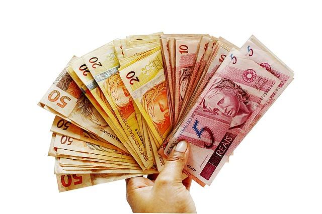 svazek bankovek