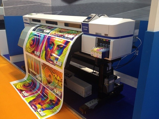 tisk na tiskárně