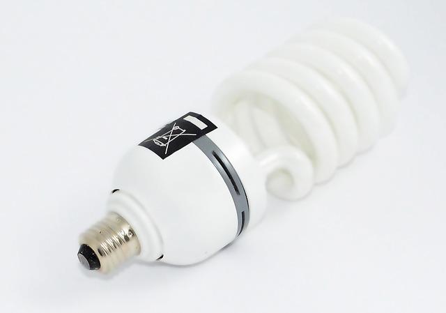 kompaktní žárovka
