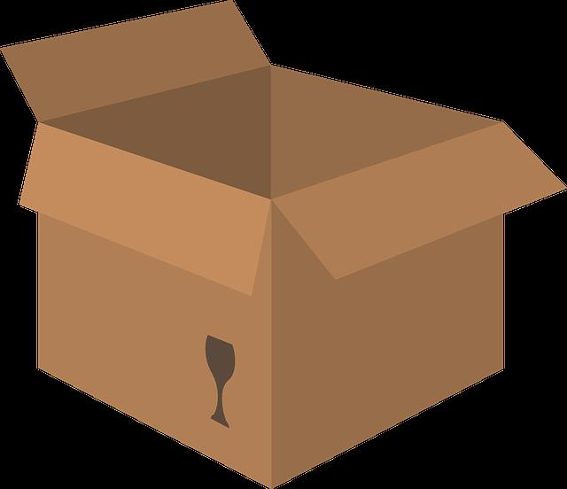 stěhování balíků